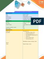 100504 Matriz de Criterios de Segmentación Diego Cardona