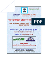 Handbook on Track Inspection Tools and Safety Equipment(1)