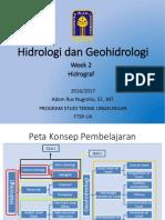 HG Week 2 - Hidrograf A