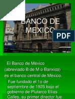 Banco de Mexico 32