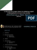 Seminario de Urbano Entrega Final Champac Padilla