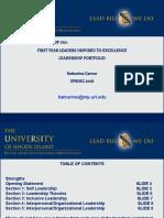 flite portfolio template  2