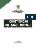 LEGISLAÇÃO ESTADUAL PCPI