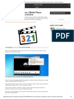 Veja Como Personalizar o Media Player Classic Com Botões Coloridos