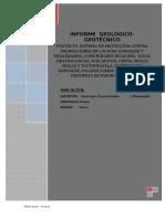Inf. Geologico,Geotécnico y de Riesgo