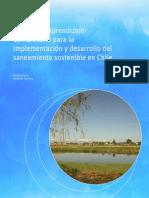 Centros de Aprendizaje Comunitario Para La Implementación y Desarrollo Del Saneamiento Sostenible en Chile