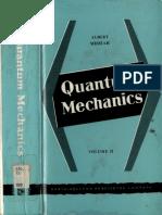 Messiah QuantumMechanicsVolume II