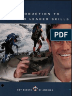 Introduction to Outdoor Leader Skills Color
