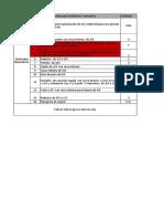 Lista de Materiales Para Instalacion Neumatica