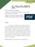 o Aborto No Direito Penal Brasileiro Caracteristicas e Algumas Implicacoes Da Descriminalizacao
