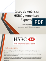 Grupo 1. Casos Hsbc y Amex