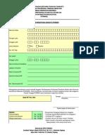 New Form Registrasi Dan Surat Keterangan Str(1) 1