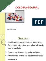 Clase 1 Farmaco