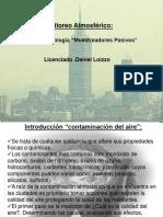 Lic. Daniel Loizzo Muestradores Pasivos 09-05-2011