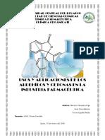 Aplicaciones y Usos de Aldehidos y Cetonas[1]