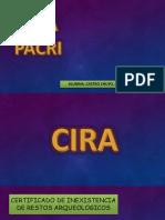 Leydy Castro - Cira y Pacri
