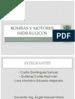 Bombas y Motores Hidráulicos