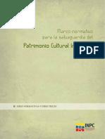 marco Normativo PCI