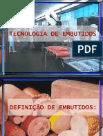 Aula de Embutidos- Slides Fabrica