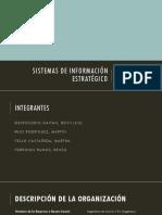 Sistemas de Información Estratégico