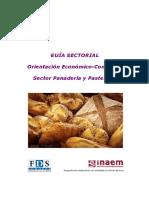 Manual Panaderia y Pasteleria