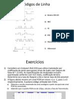 Códigos+de+Linha+e+Exercicios