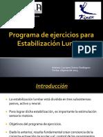 Estabilizacion Lumbar.pptx
