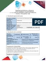 Activity 1 Recognition Task - Guía y Rúbrica-1