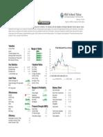 26707707 CONN Stock Summary