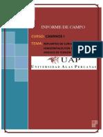 Informe - Metodo Defelexion y Coordenadas