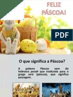 PASCOA SIGNIFICADO