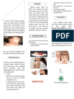 Parotitis Leaflet
