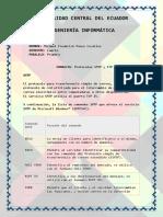 Protocolos smtp y ftp