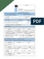 FormularioUnicodeEdificacion-FUEFábrica y Conformidad