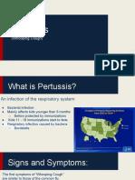 pertussis health plan