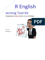 English Writing - DAY 1 - PDF