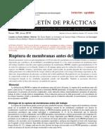 Prelabor Rupture of Membranes (ACOG - Ene 2018)_ok