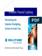 Solatube Powerpoint Presentation