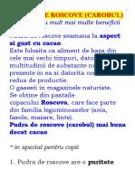 Rosco Ve