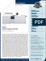 Xerox D95 Copier-Printer15