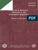 LIBRO QUÉ ES DERECHO E. CÁSARES.pdf