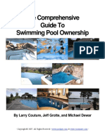 The Comprehensive Guide to Swimming Pool Ownership