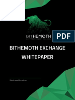 Bithemoth Whitepaper Revision 2.1.1