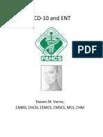 ICD-10 ENT