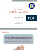 Tutor Suture Material