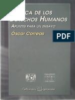 CORREAS_Acerca de Los Derechos Humanos