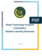 Slo Tg Diesel Technology (Caterpillar)