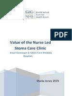 Sheila Jones Case Study