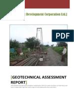 Geotech Surat Report