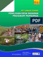 PT-2-1 Final Juknis Pemilihan Desa Pamsimas 2015_FINAL_web